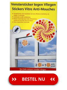 Aeroxon vensterinsecticide spiraal